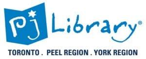 PJ Library Toronto Logo