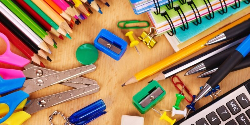 School supplies needed for Makom Afterschool