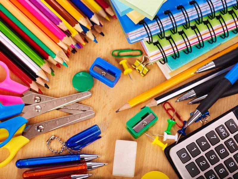 School supplies needed for Makom Afterschool